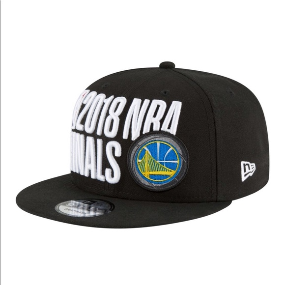 d64604b96ae New Era Men s 2018 NBA Finals Golden StateWarriors